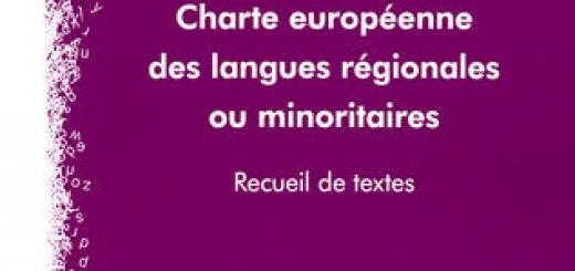 charteeuroplanguesregionalesminoritaires