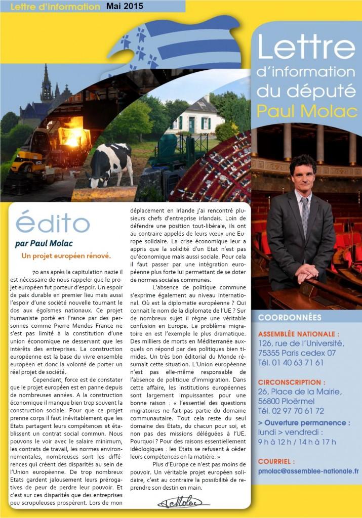 Image Newsletter Mai 2015