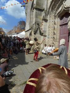 Festival Josselin