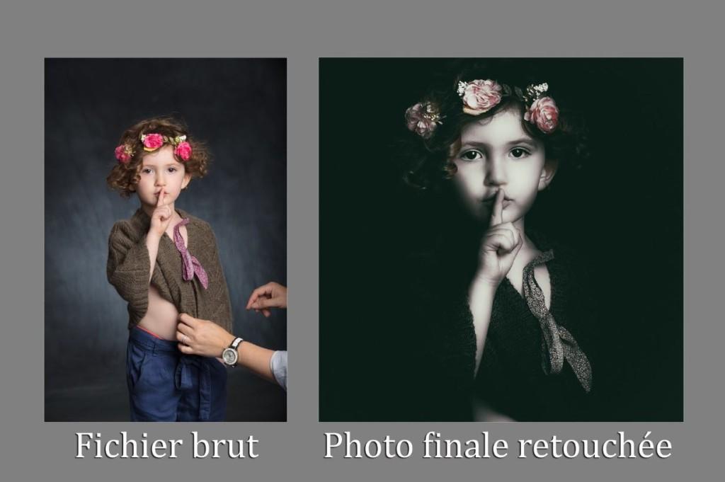Portrait Rose award Nathalie Guillon